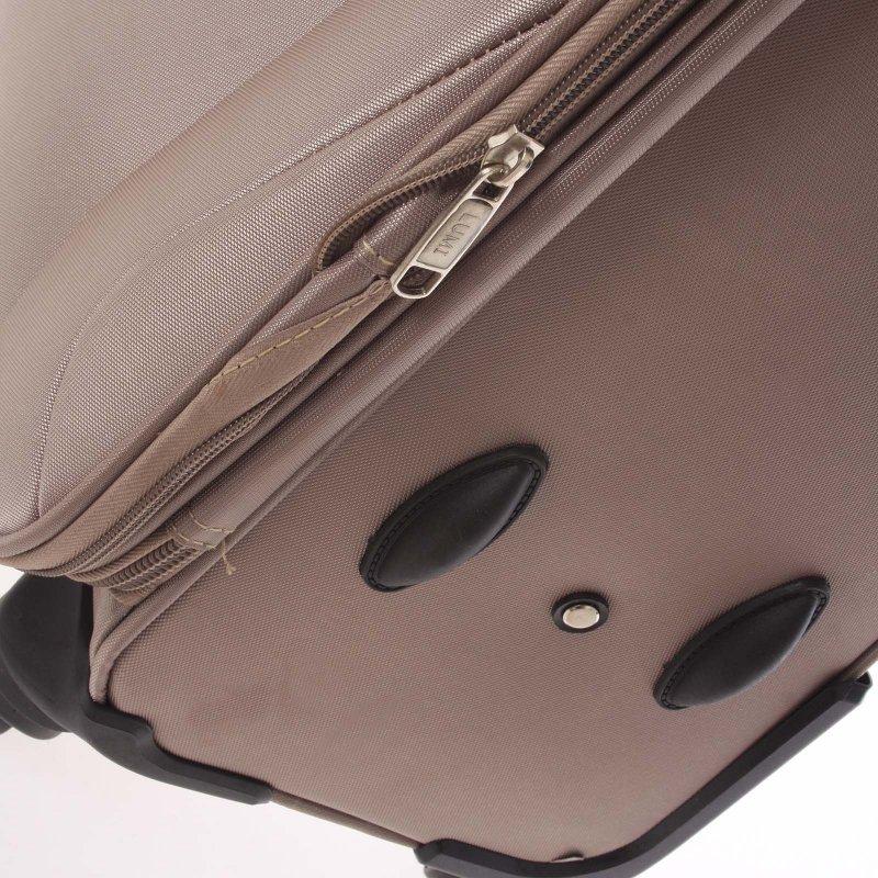 Champaň látkový cestovní kufr vel. I, 4. kolečka