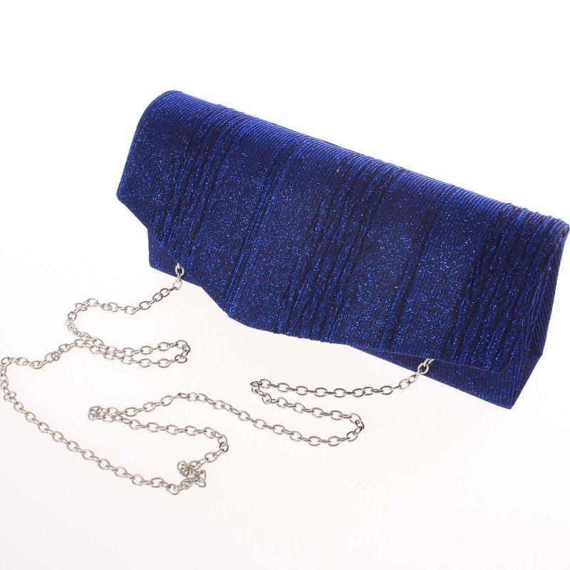 Dámské společenské psaníčko Amara, korálově modré
