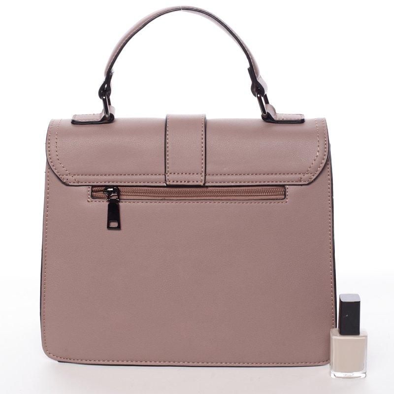 Dámská společenská kabelka Bianca, růžová