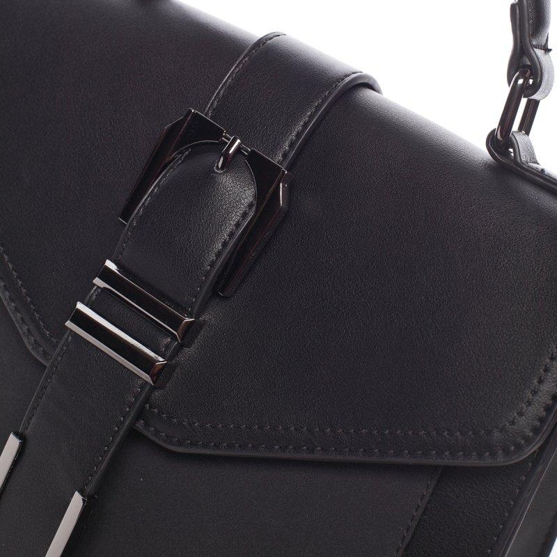 Dámská společenská kabelka Bianca, černá