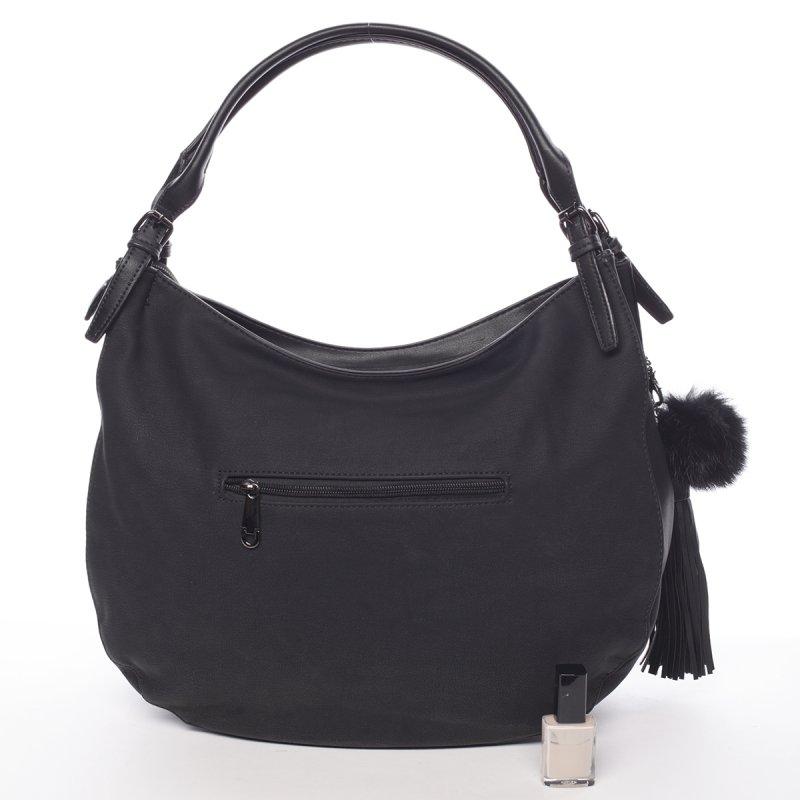 Dámská elegantní kabelka Florrie, černá