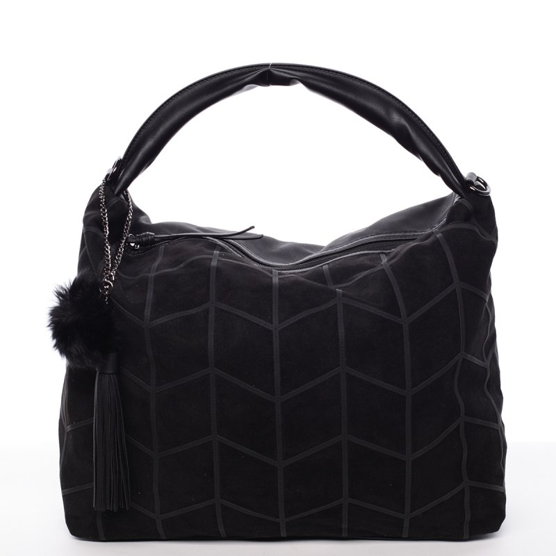 Moderní dámská kabelka Debora, černá