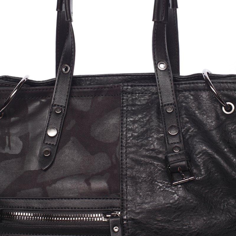 Stylová dámská kabelka Erica, černá