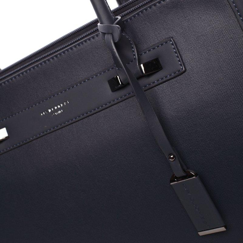 Módní dámská kabelka Aurelie, tmavě modrá