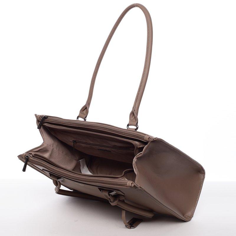 Módní dámská kabelka Aurelie, růžová