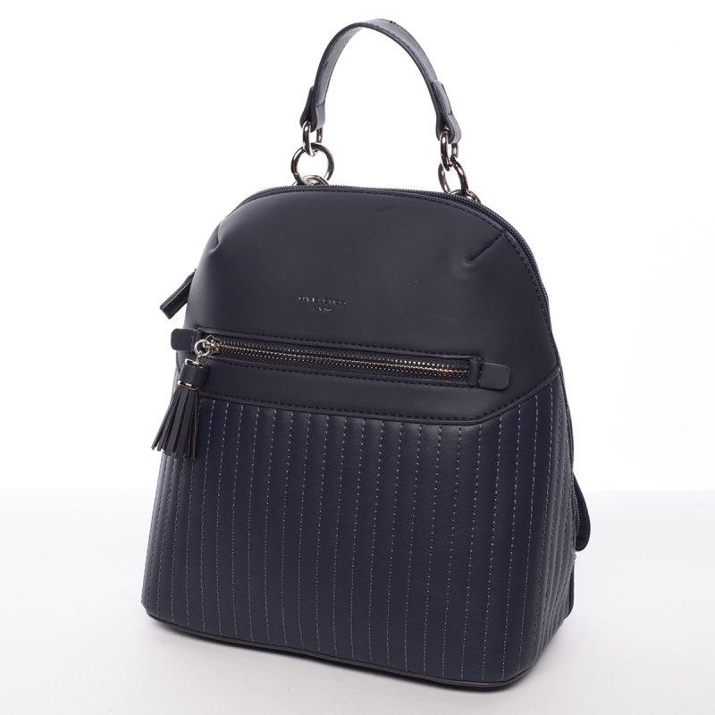 Elegantní dámský batoh Belinda, tmavě modrý