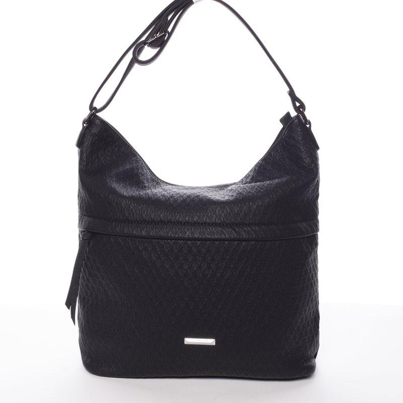 Dámská crossbody kabelka Nicol, černá