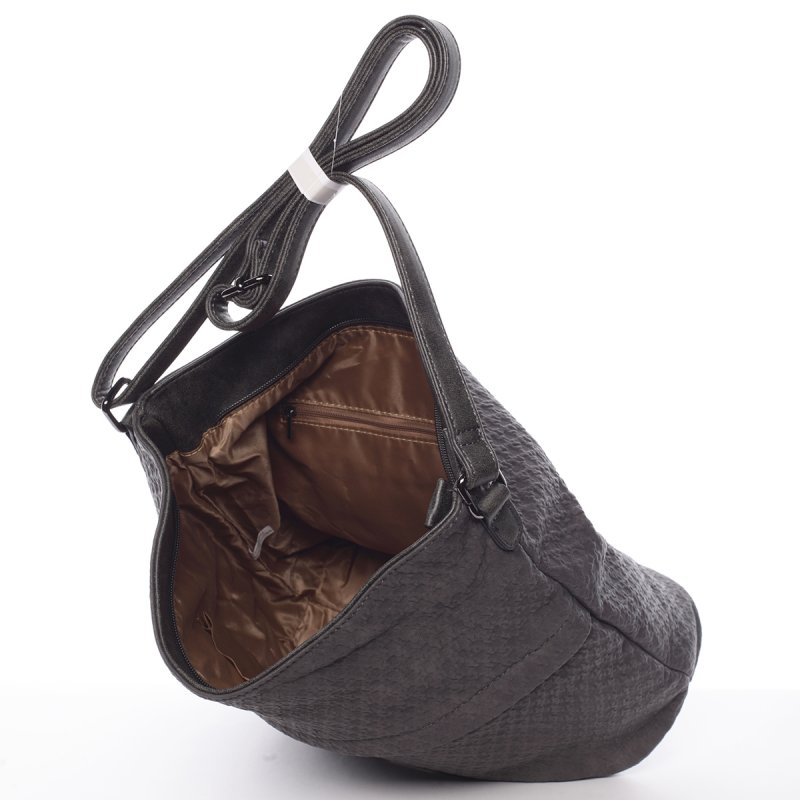 Dámská crossbody kabelka Nicol, šedá