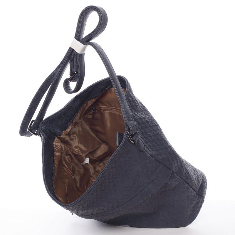 Dámská crossbody kabelka Nicol, modrá