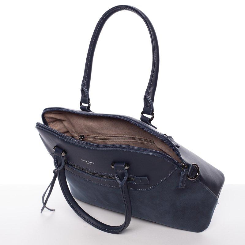Stylová dámská kabelka Violeta, modrá