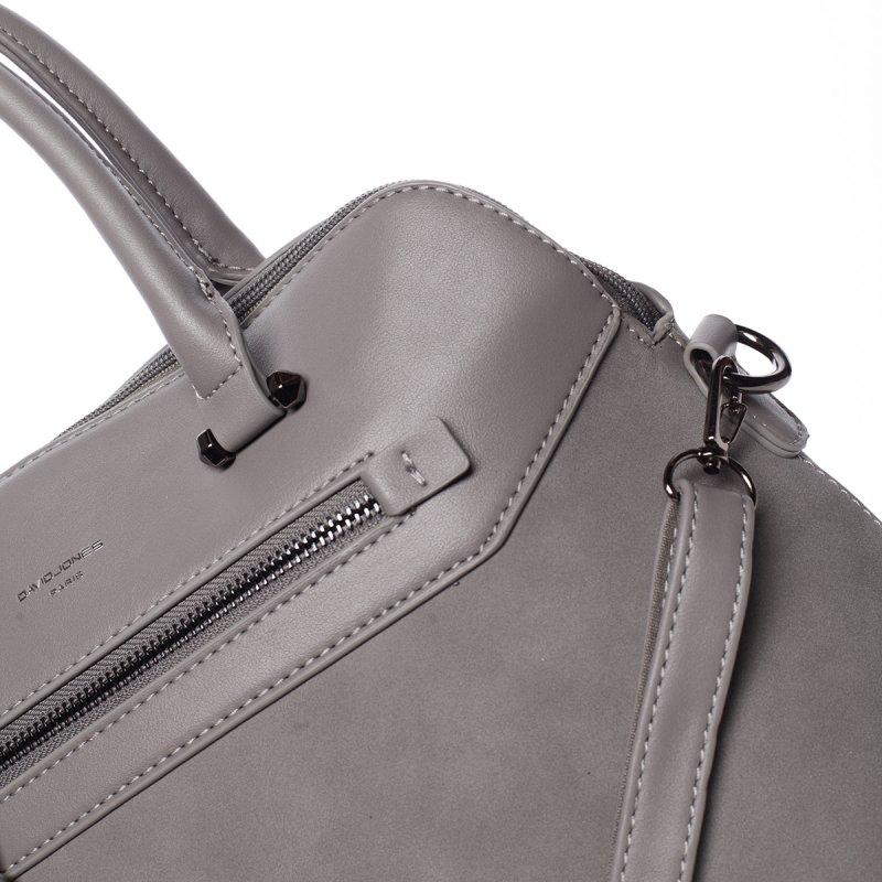Stylová dámská kabelka Violeta, šedá