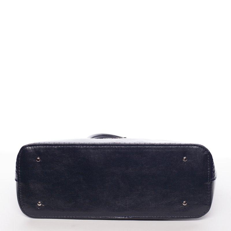 Trendy dámská kabelka Iness, modrá