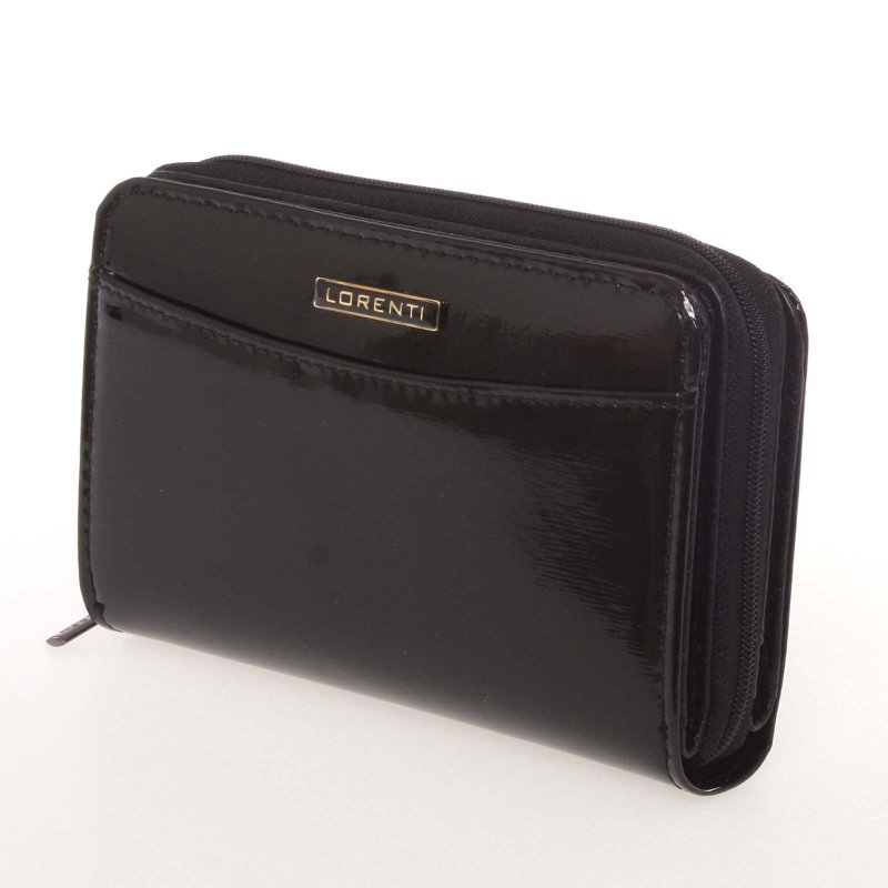 Malá dámská peněženka Robel, černá