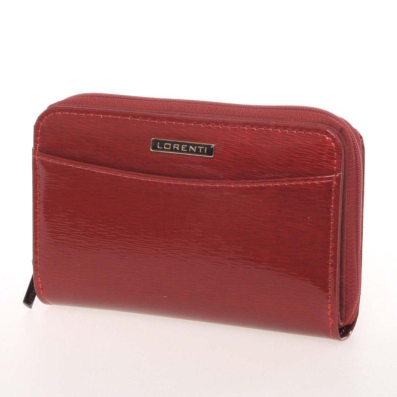 Malá dámská peněženka Robel, červená