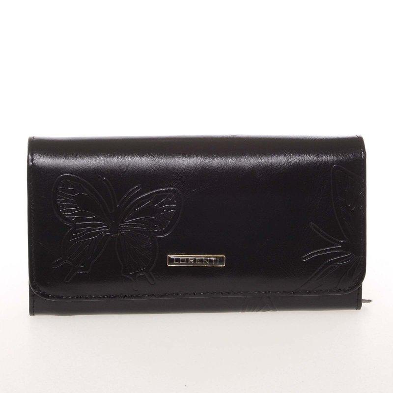 Černá dámská peněženka Francesca