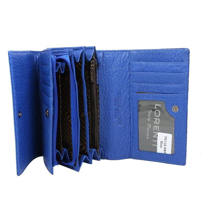 Dámská peněženka Angela, modrá