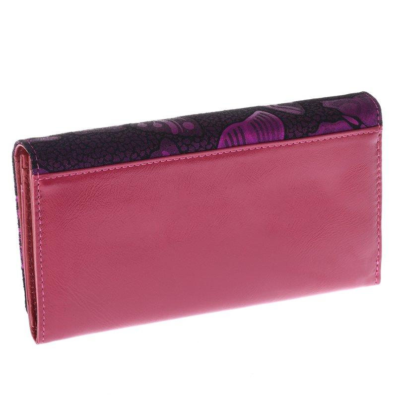 Originální dámská peněženka Karin, růžová