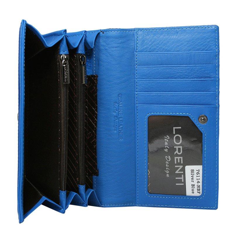 Originální dámská peněženka Karin, modrá