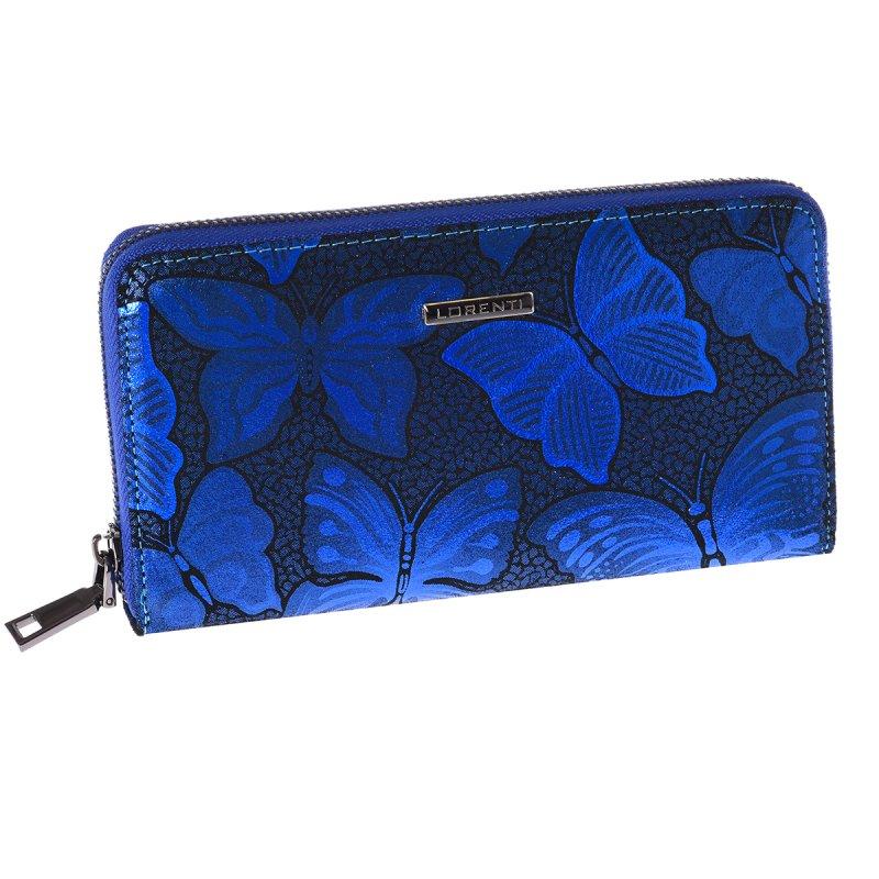 Elegantní dámská peněženka Sara, modrá
