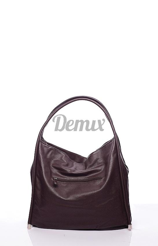 Dámská trendová kabelka D. JONES 3664-4 d.brown