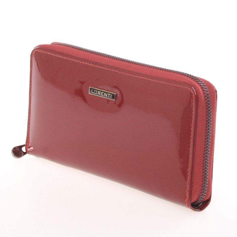 Moderní dámská peněženka Naomi, červená