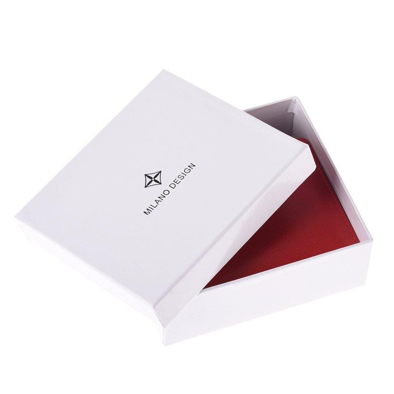 Moderní dámská peněženka Laire, červená