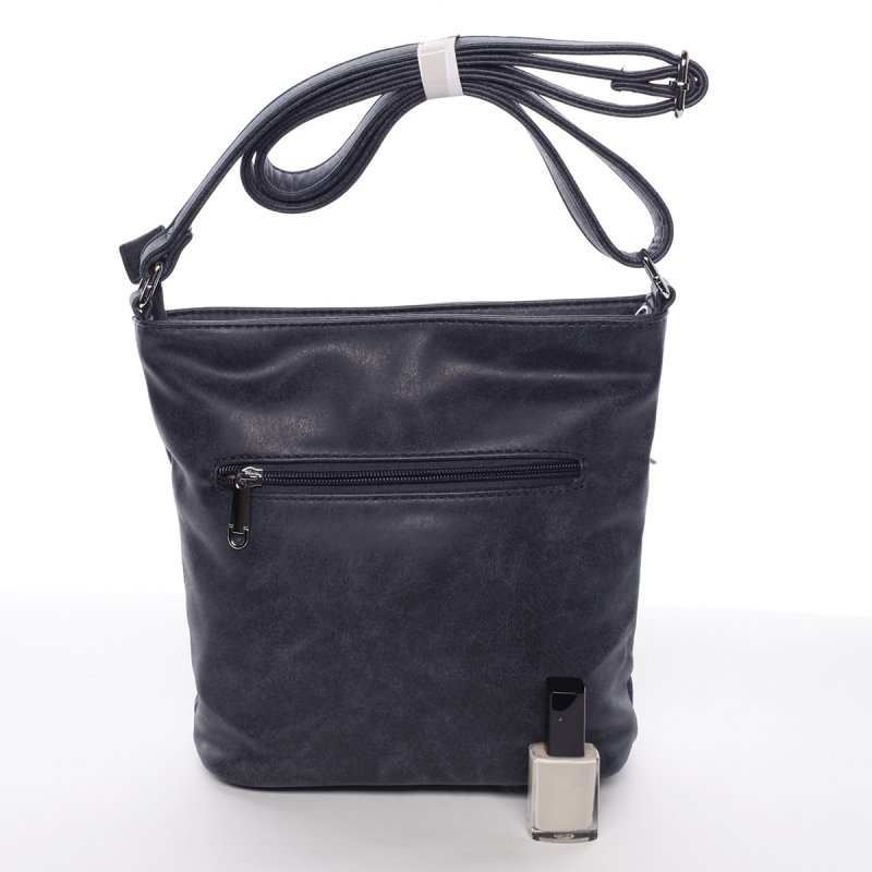 Moderní dámská crossbody kabelka Fiona, modrá