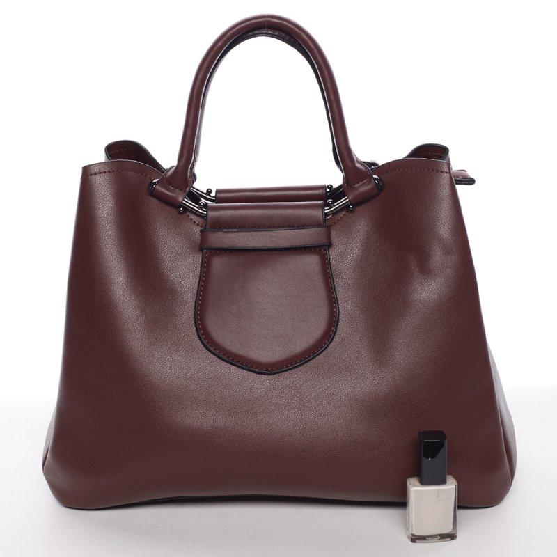 Lehká dámská kabelka Anita, červená