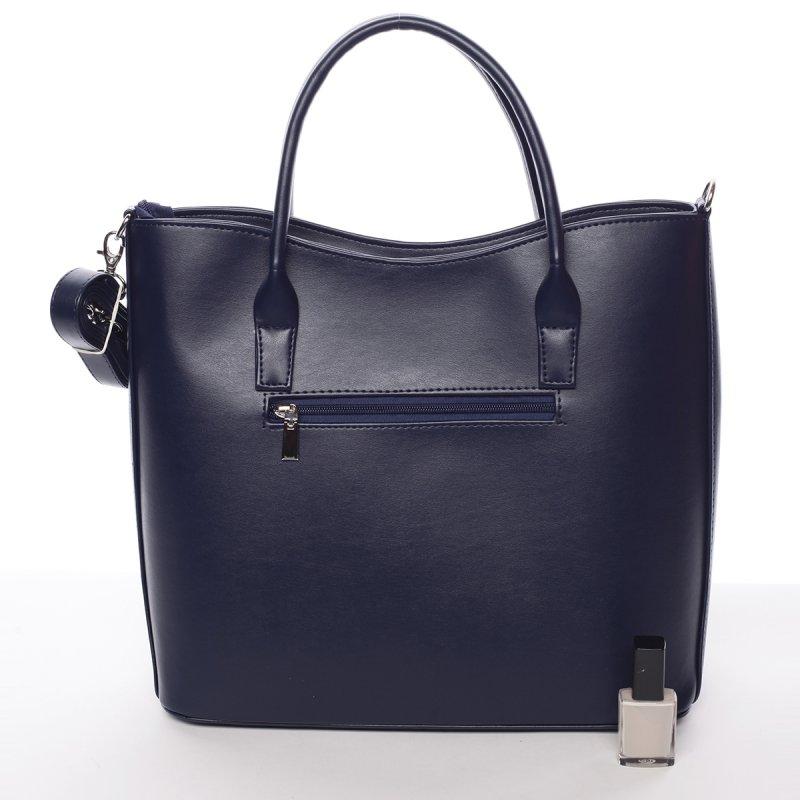 Lehká dámská kabelka Zirvanie, modrá