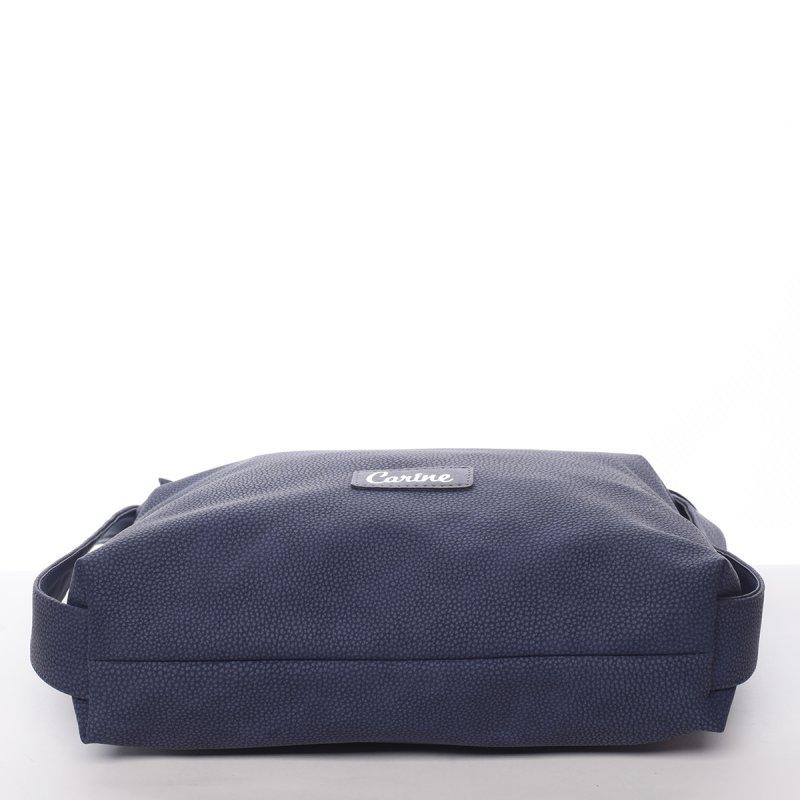 Atraktivní dámská kabelka Alexie, modrá