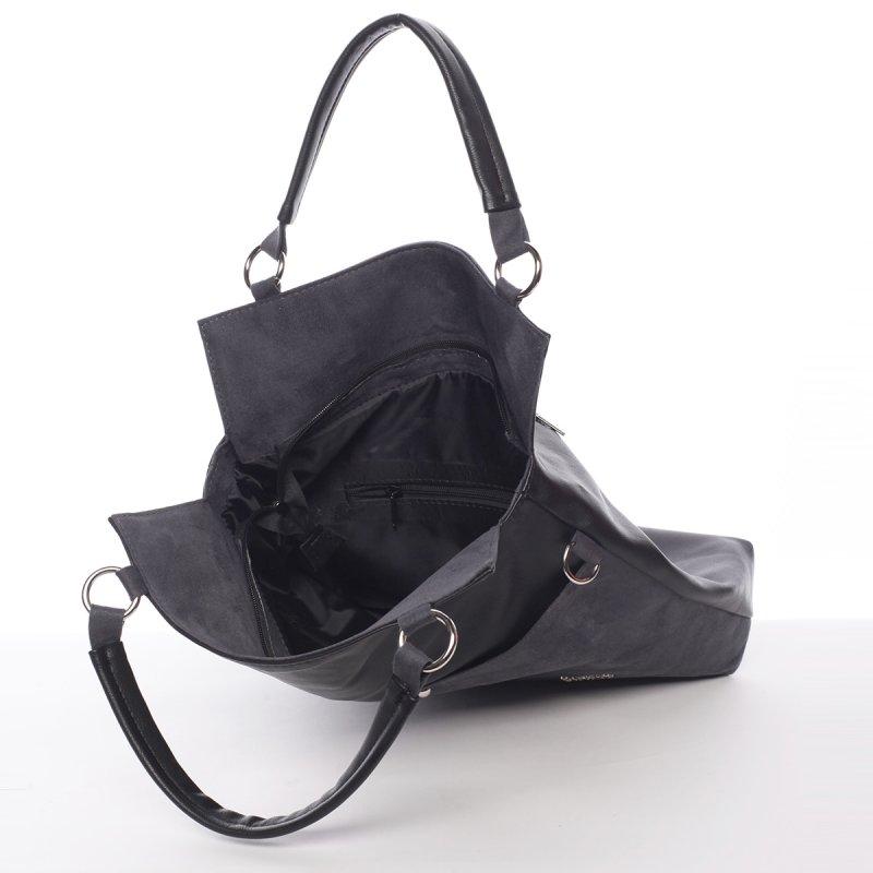 Stylová dámská kabelka Michelle, černá