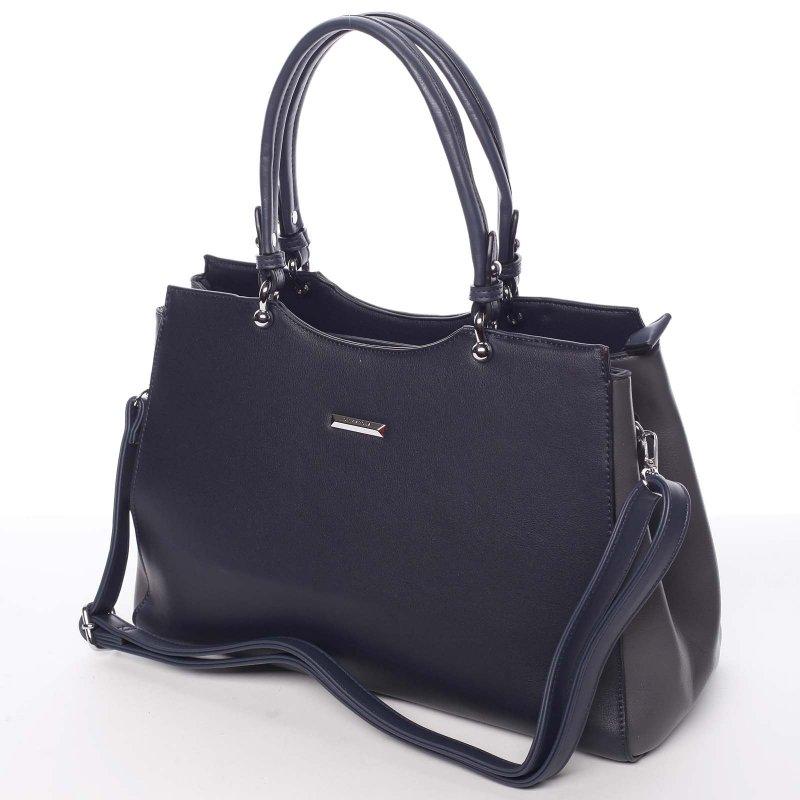 Trendy dámská kabelka Jodie, modrá