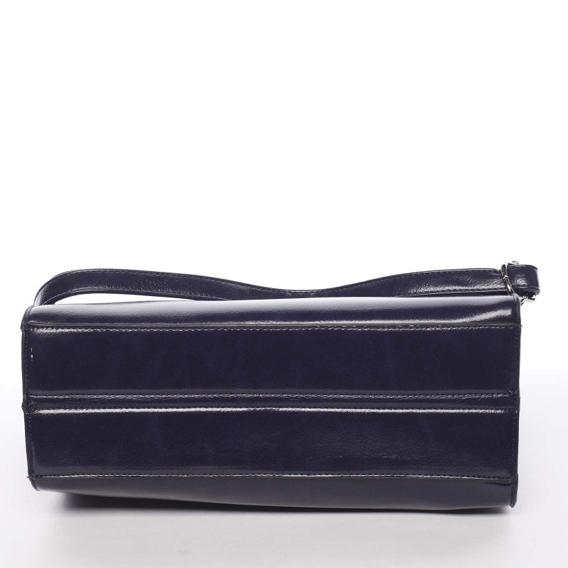 Trendy dámská kabelka přes rameno Erica, modrá