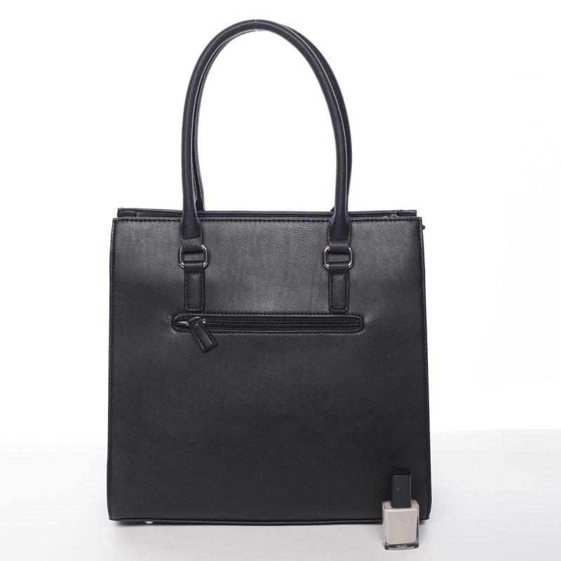 Elegantní dámská kabelka Giulia, černá