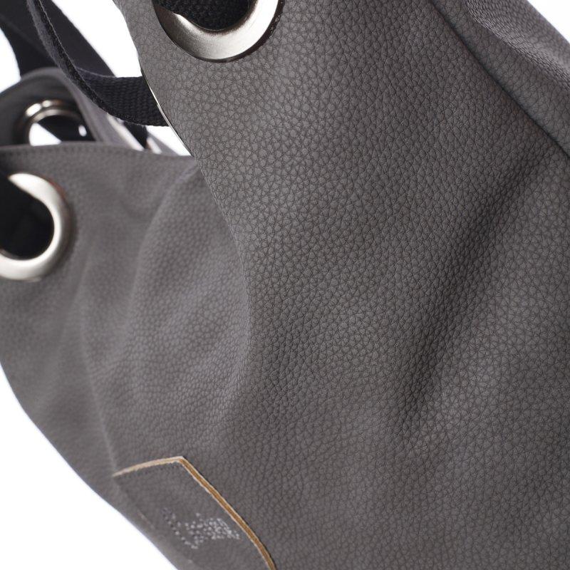 Dámská kabelka přes rameno Ariela, šedá