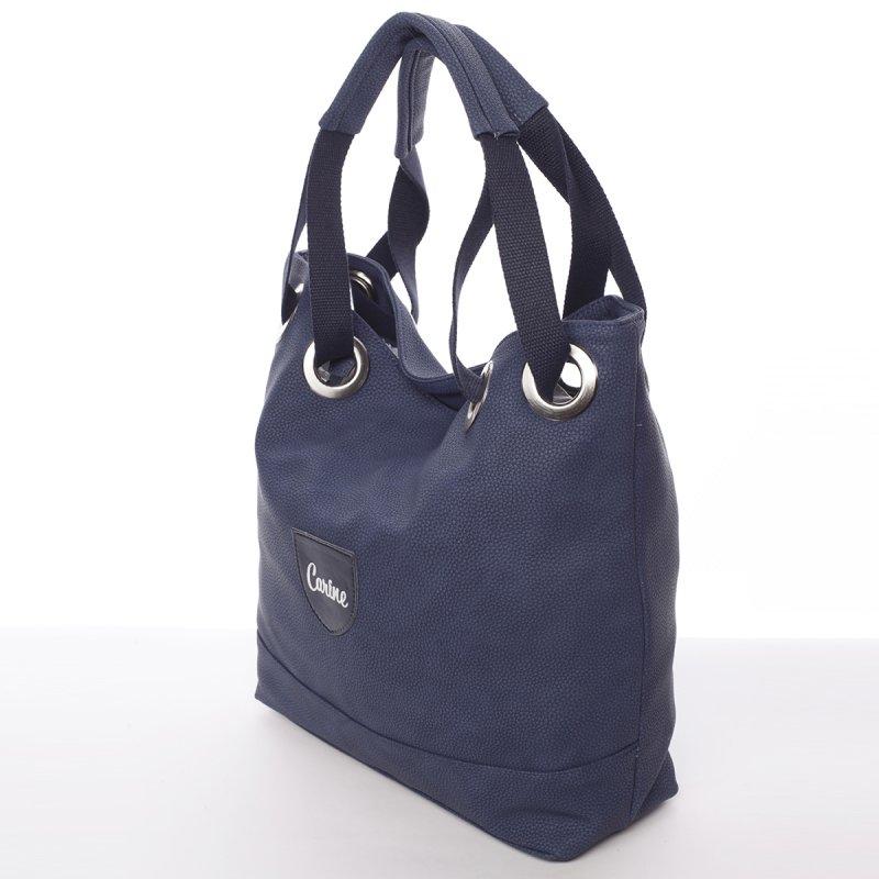Dámská kabelka přes rameno Ariela, modrá