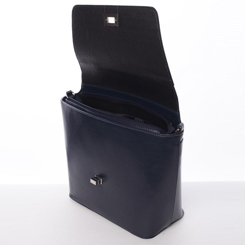 Módní dámská kabelka Nicoleta, modrá
