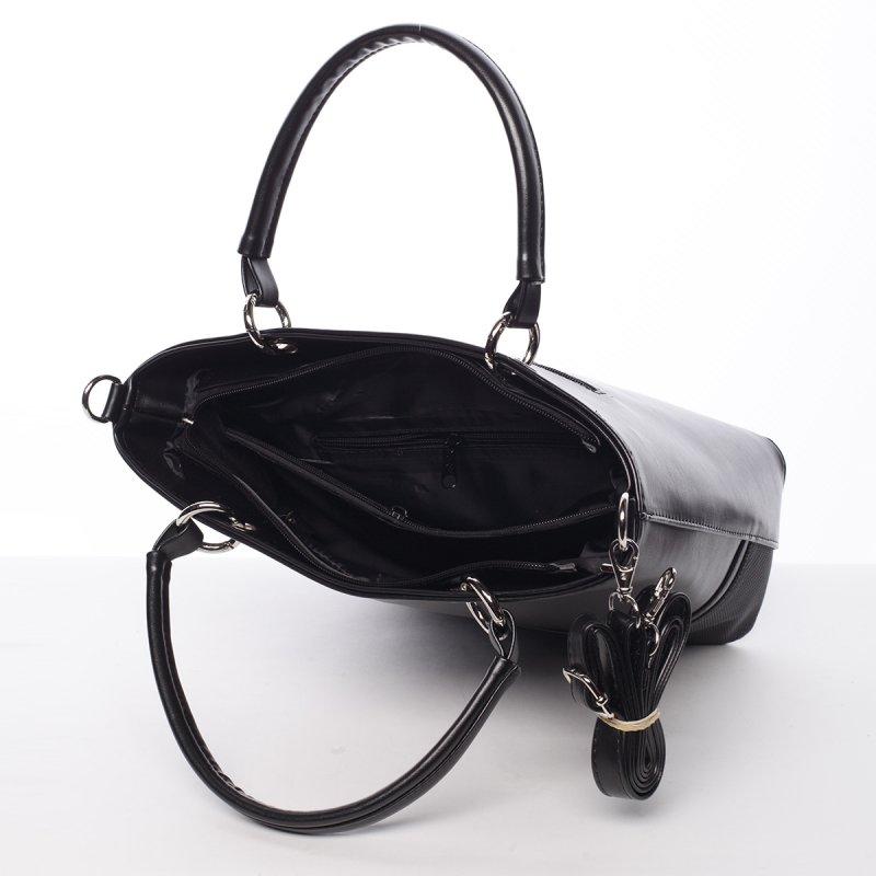 Stylová kabelka Ardis, černá 2018