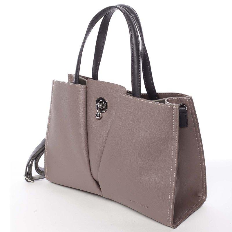 Nadčasová dámská kabelka Natálie, růžová