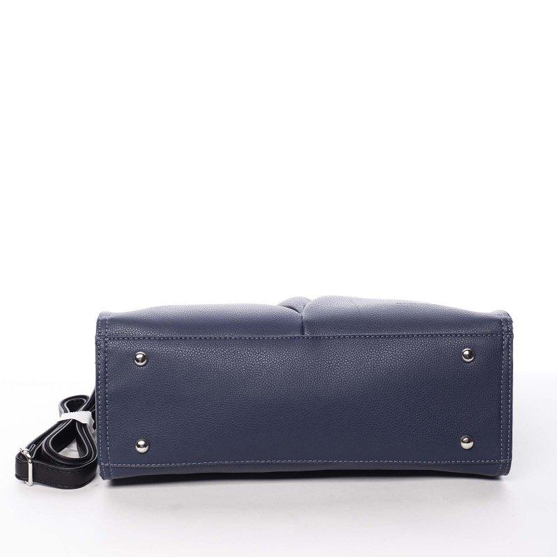 Nadčasová dámská kabelka Natálie, modrá
