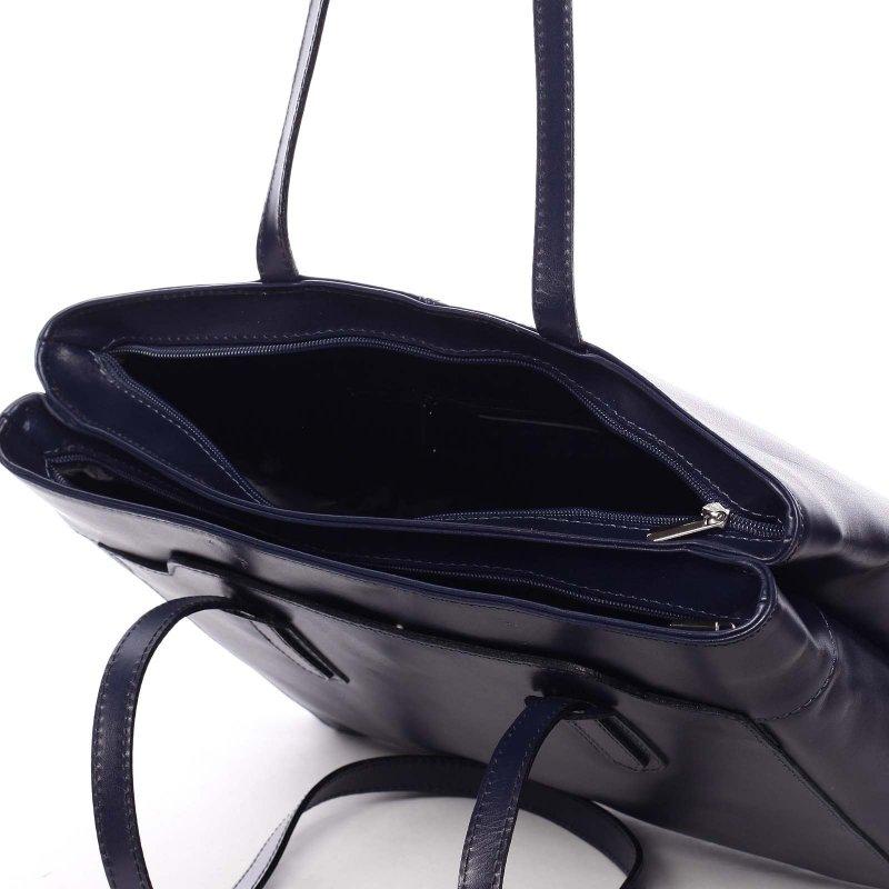Dámská kabelka přes rameno Ilana, modrá