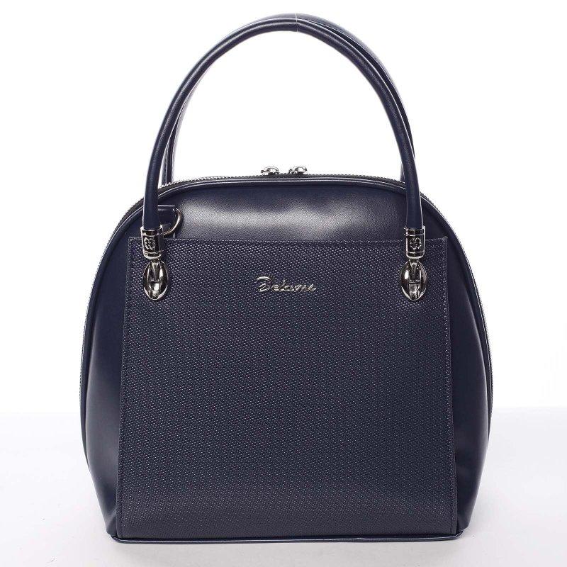 Dámská malá kabelka do ruky Fátima, modrá