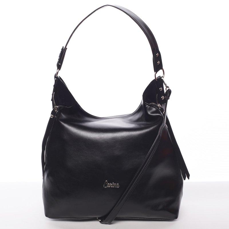Elegantní dámská kabelka Sarah, černá