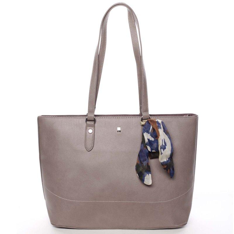 Velká dámská kabelka Diana, růžová