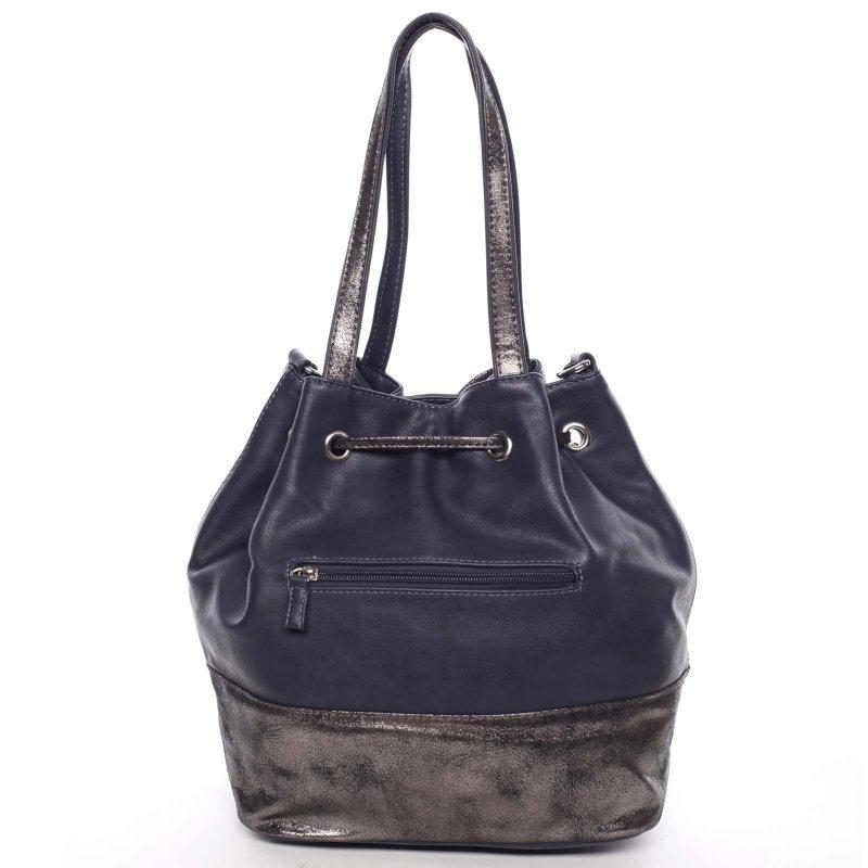 Nadčasová dámská kabelka Tamara, modrá