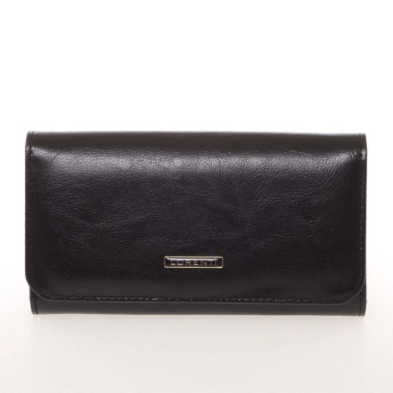 Elegantní dámská peněženka Padova X, černá
