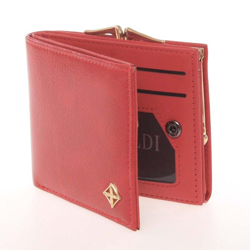 Moderní dámská peněženka Tana, červená