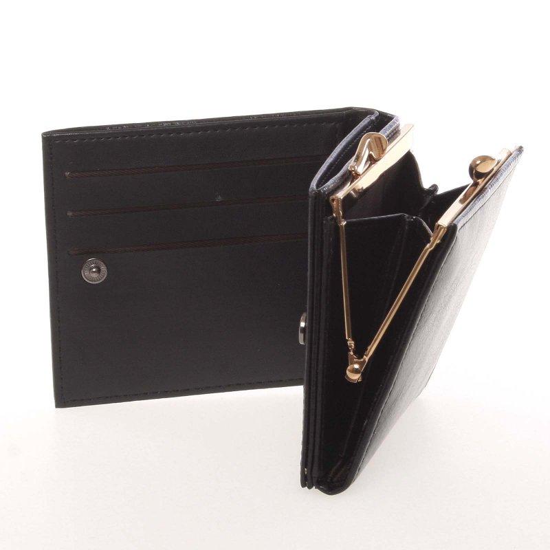 Moderní dámská peněženka Tana, černá
