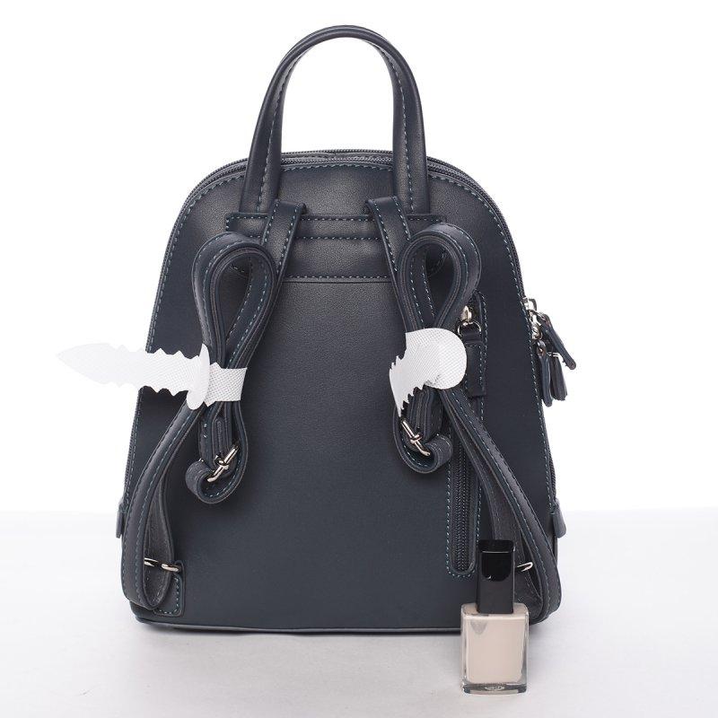 Menší praktický batůžek Tea, modrá