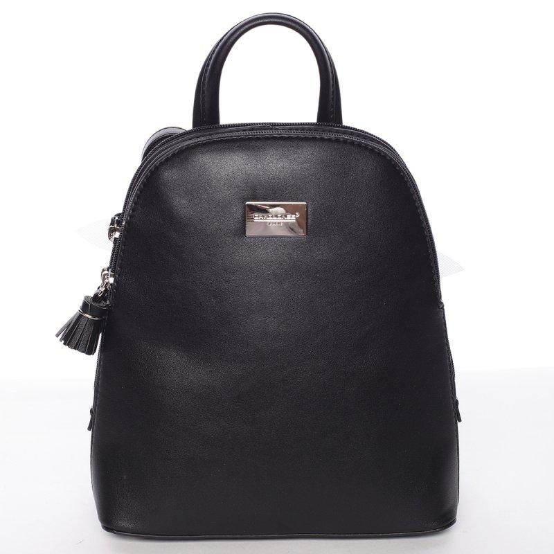 Menší praktický batůžek Tea, černý